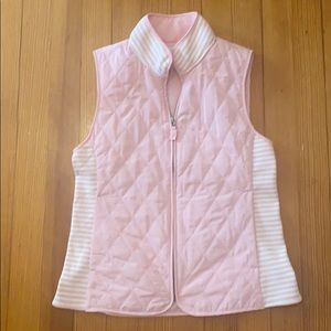 Talbots Lightweight Quilted Vest Size- PP